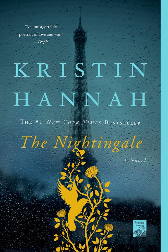 Image result for the nightingale cover
