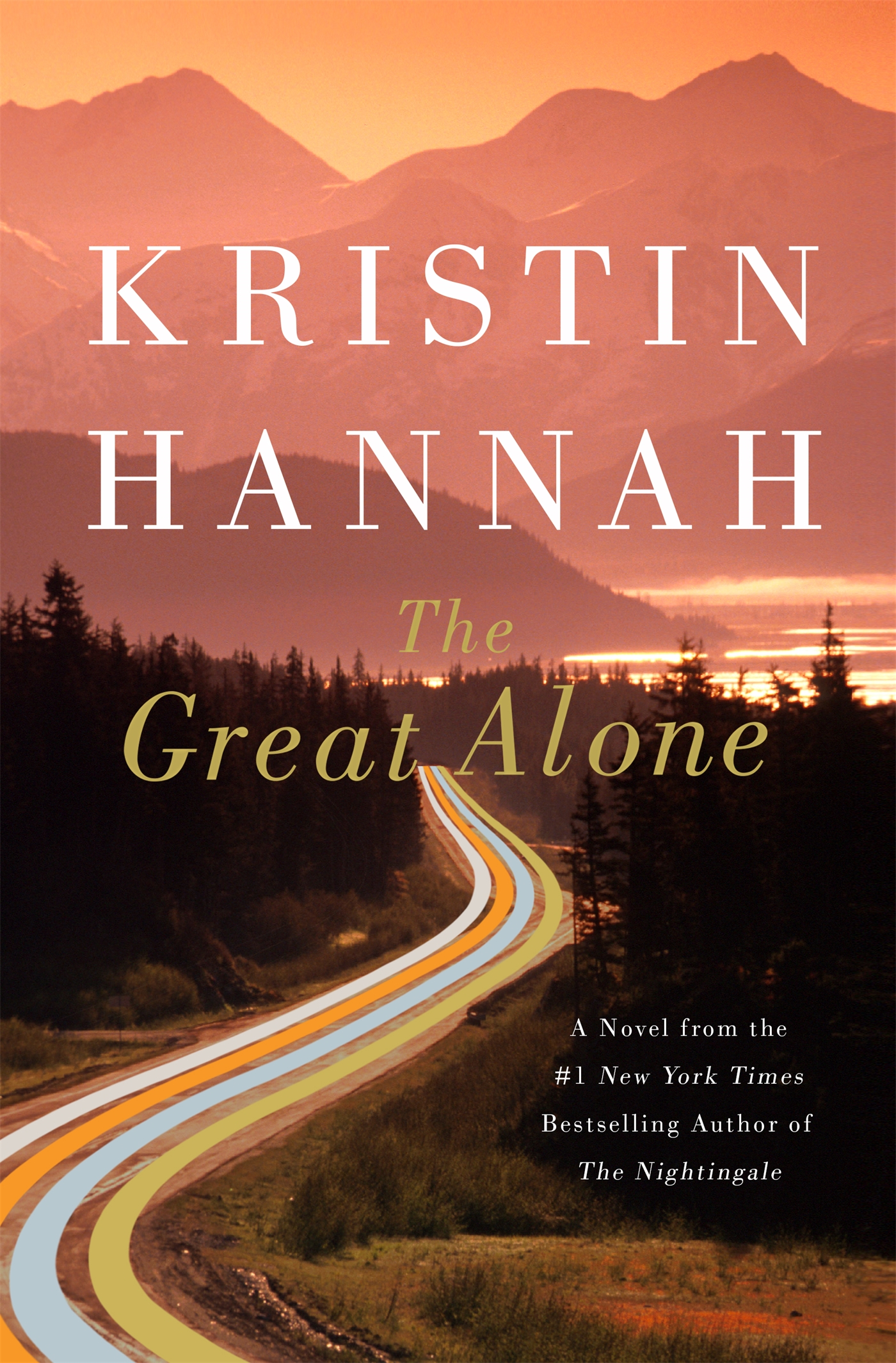 The Great Alone: A Novel Book Cover